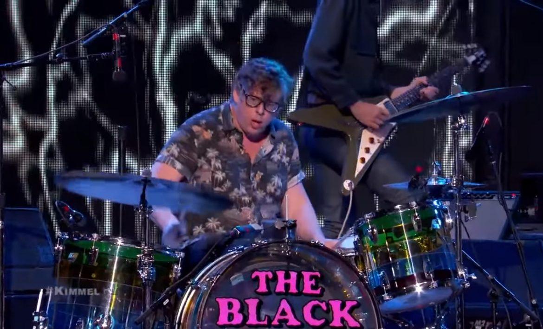 The Black Keys wystąpili u Kimmela