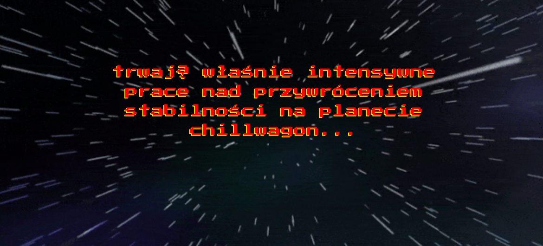 Planeta Chillwagon zmaga się z przeludnieniem