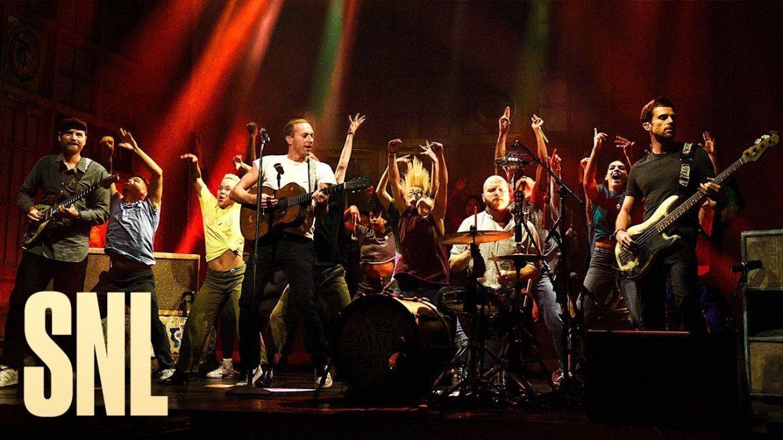 Coldplay z premierowym singlem w Saturday Night Live