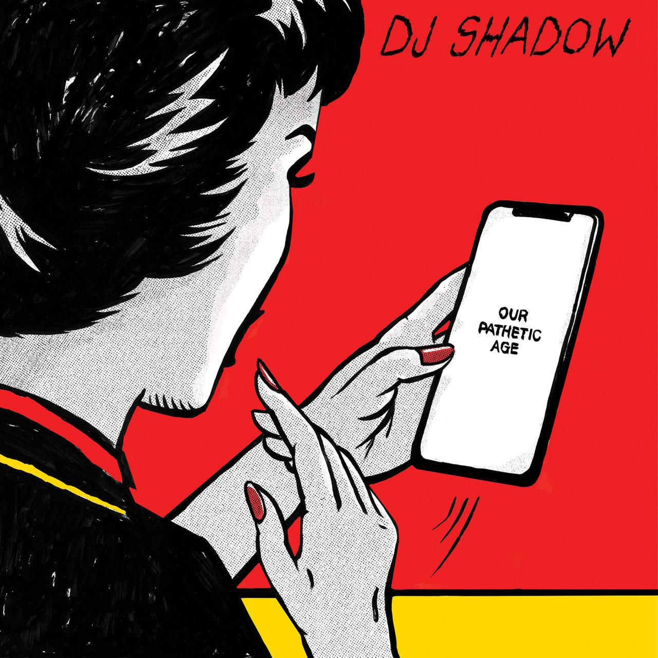 """DJ Shadow – """"Our Pathetic Age"""" (recenzja)"""