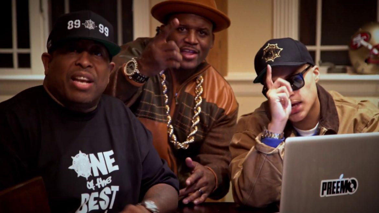 Syn Guru zamienia się w ojca w nowym klipie Gang Starr