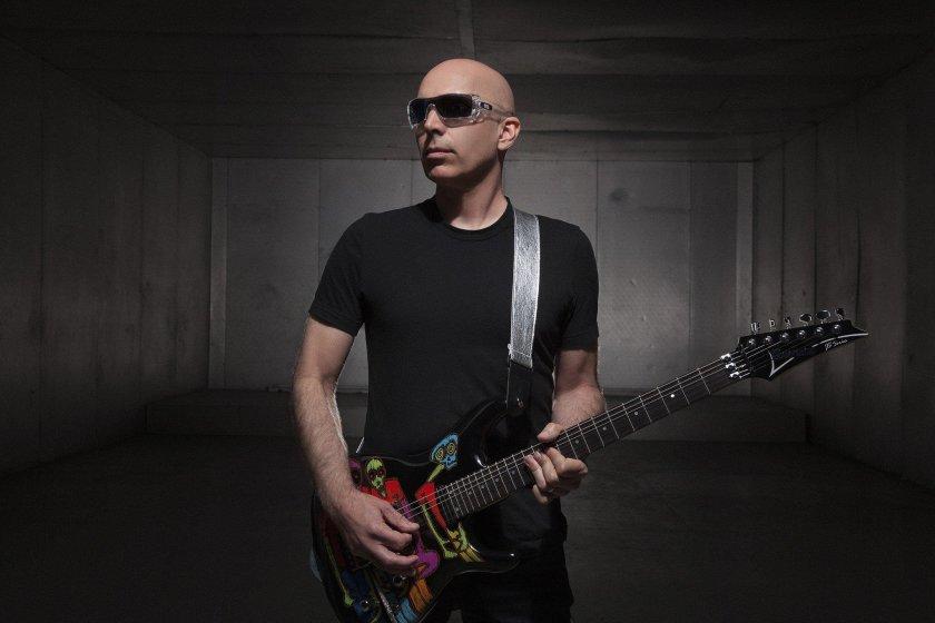 Joe Satriani wraca do Polski