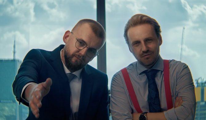 Paweł Domagała w nowym klipie KęKę