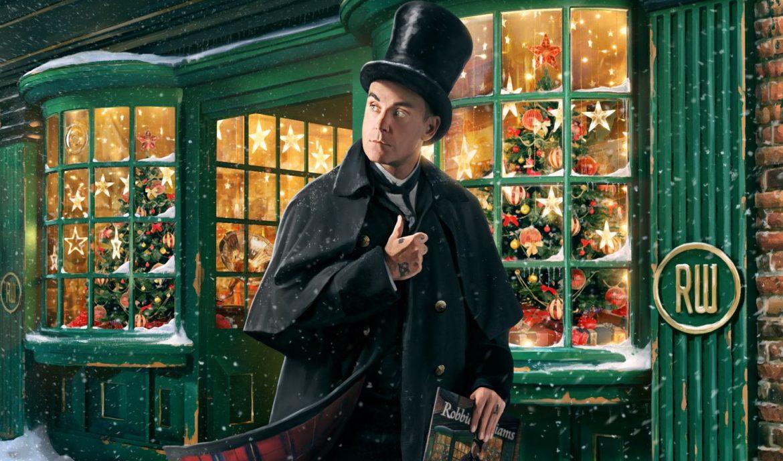 Robbie Williams gwiazdą świątecznego koncertu TVP