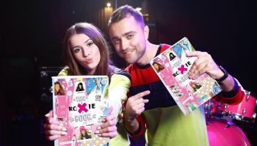 """Roksana Węgiel z oficjalną aplikacją oraz """"The X Book"""""""