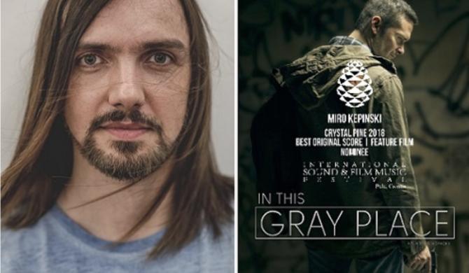 Miro Kępiński nominowany do Hollywood Music in Media Awards