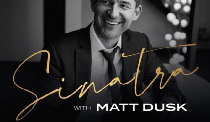 Matt Dusk śpiewa Sinatrę