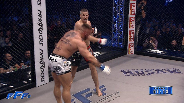 FFF MMA szuka przeciwnika dla DJ-a Decksa