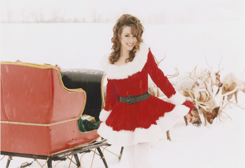 Hit Mariah Carey numerem jeden w Stanach po 25 latach od premiery