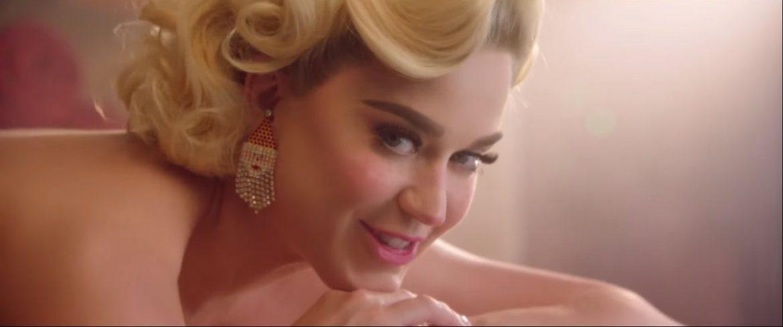 Katy Perry zaprezentowała pierwszy świąteczny klip w karierze