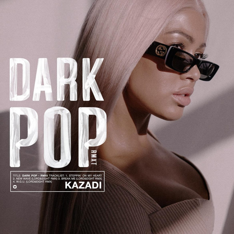 """Patricia Kazadi z klipem do """"Step-in' On My Heart"""""""