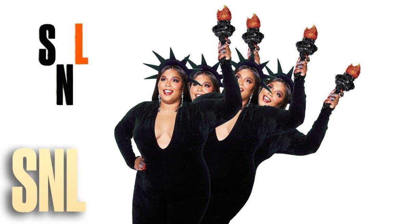 Lizzo wystąpiła w Saturday Night Live