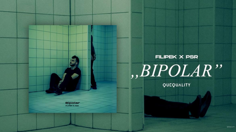 Filipek: To mój bipolar – nocą szaleństwo, a rano wstyd
