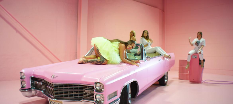 Schwesta Ewa z drugim klipem promującym album Aaliyah