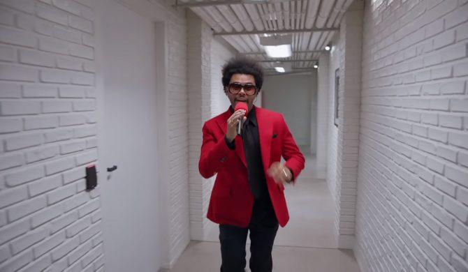 The Weeknd na żywo o Stephena Colberta
