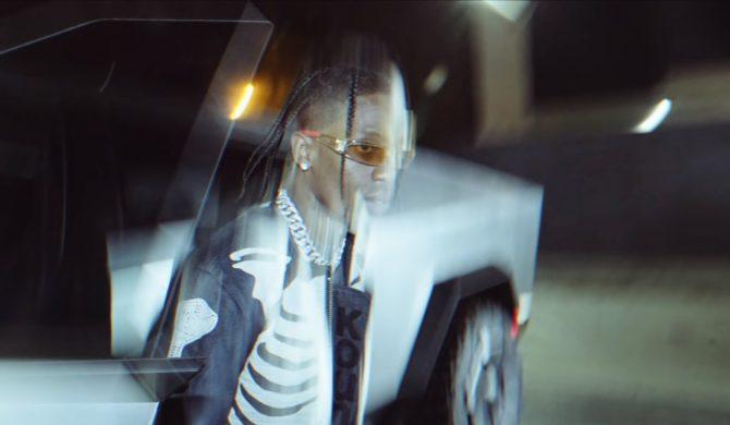 Travis Scott z klipem do Gang Gang