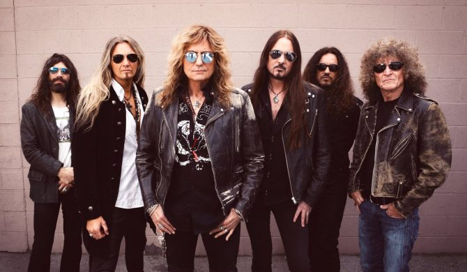 Whitesnake w 2020 w Polsce