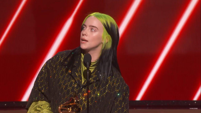 Grammy: magiczna noc Billie Eilish