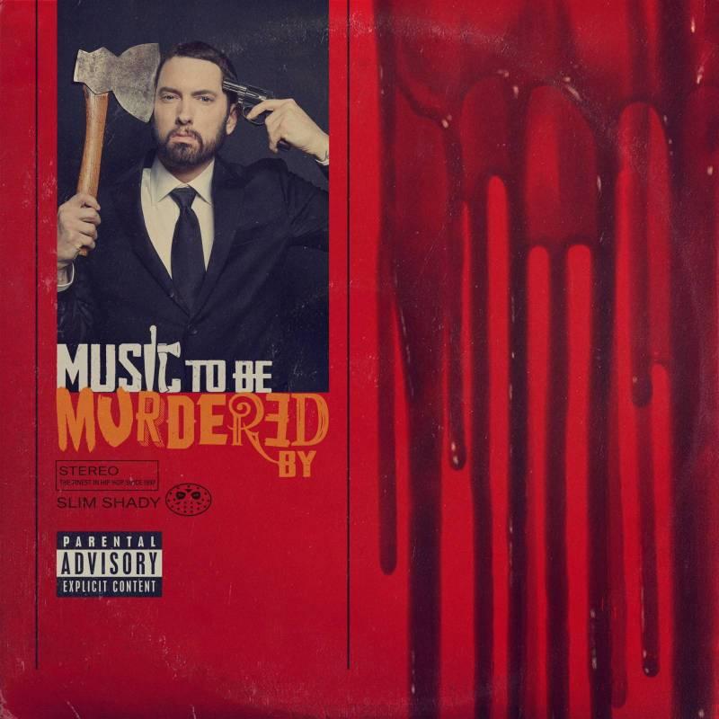 Eminem wydał niezapowiedziany album.  Niedawno zmarły raper wśród gości