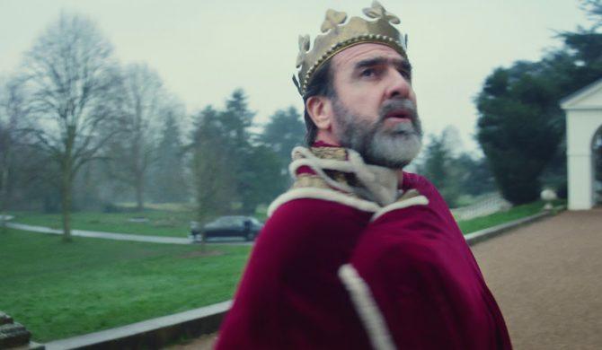 Eric Cantona w nowym klipie Liama Gallaghera