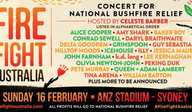 Queen i Alice Cooper na koncercie charytatywny dla Australii