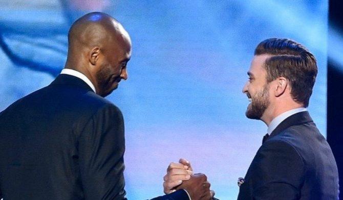 Justin Timberlake zdradza przebieg swojej ostatniej rozmowy z Kobem Bryantem