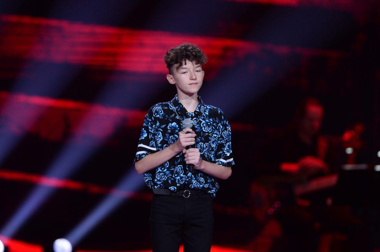 13-latek objawieniem The Voice Kids. Czy zrobi taką karierę jak Roksana Węgiel?