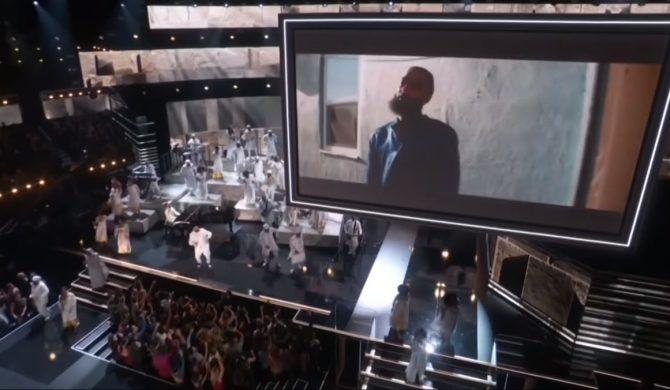 DJ Khaled, John Legend, Meek Mill i inni uczcili Nipseya Hussle na gali Grammy