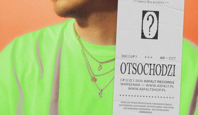 Otsochodzi zapowiada jedyny koncert promujący nowy album
