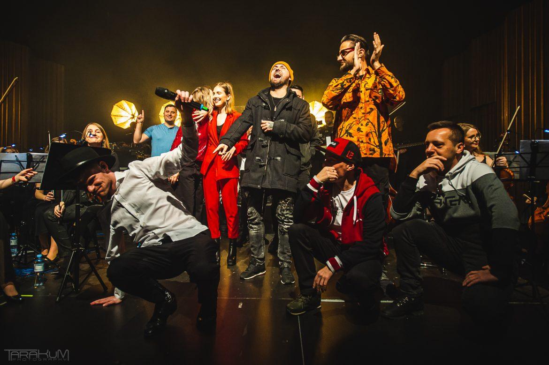 Pawbeats Orchestra na zdjęciach z koncertu w Gdańsku