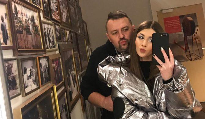 Ojciec Roksany Węgiel podbije Instagram? Na razie rozbawił nas nazwą swojego profilu
