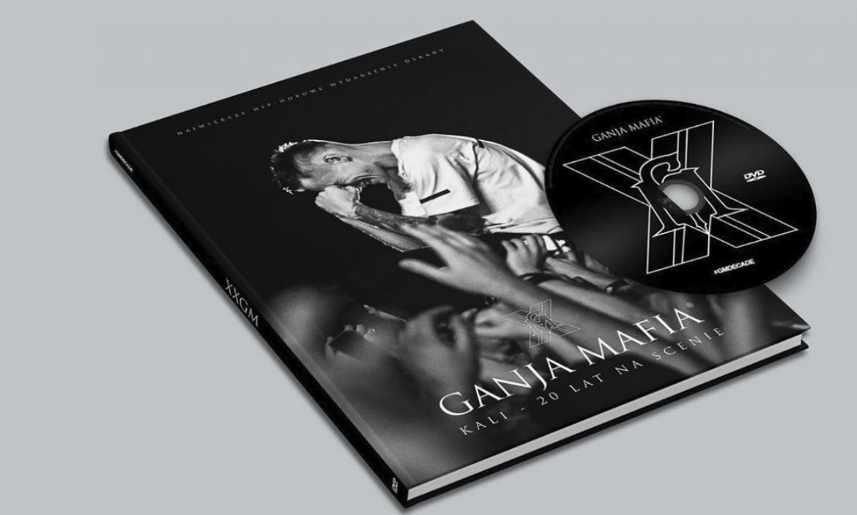Kali wydaje koncertowe DVD, wzbogacone o ekskluzywny album zdjęciowy