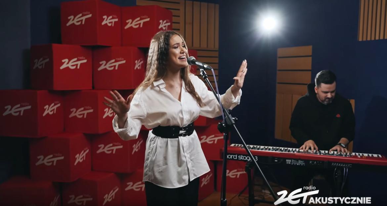 Zwyciężczyni Voice Of Poland śpiewa numer Alicii Keys