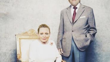 Kasia Nosowska z ofertą dla królowej Elżbiety