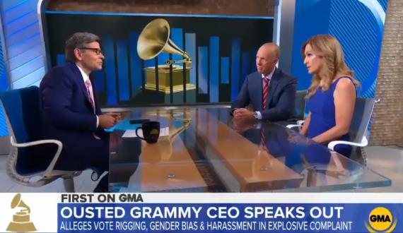 Była szefowa Grammy o korpucji i molestowaniu seksualnym w Akademii