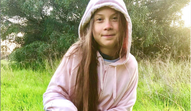 Meat Loaf twierdzi, że Gretę Thunberg poddano praniu mózgu
