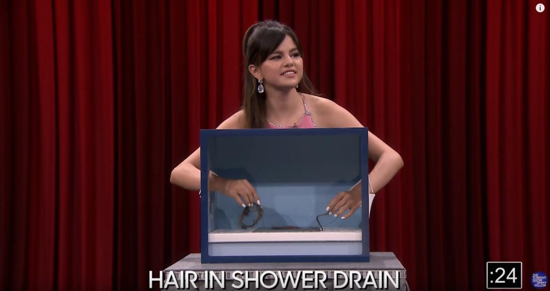 Selena Gomez dotykała dziwnych rzeczy u Fallona