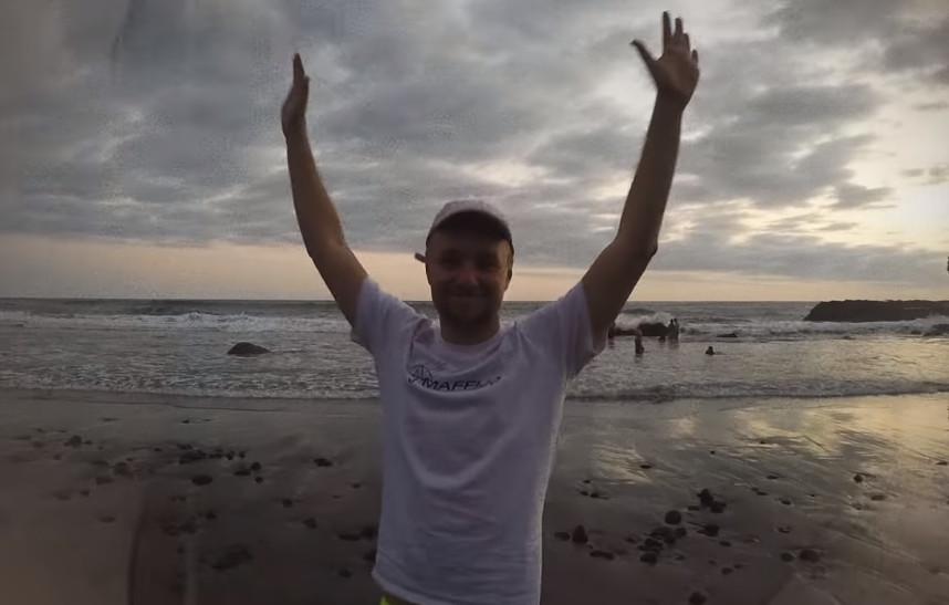 Solar opublikował klip pełen prywatnych ujęć z wakacji