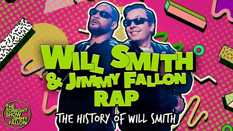 Will Smith streścił swoją karierę w znakomitym duecie rapowym z Jimmym Fallonem