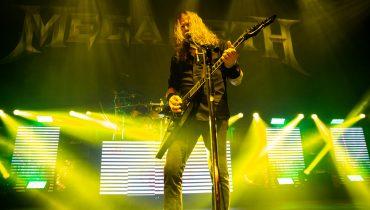 Five Finger Death Punch, Megadeth i Bad Wolves na zdjęciach z Warszawy