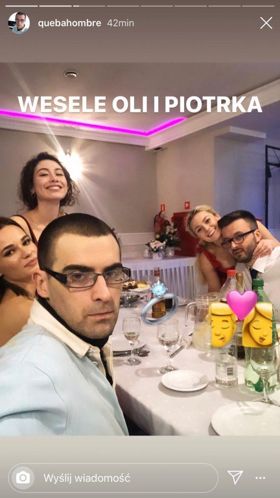 Quebo #happy na weselu