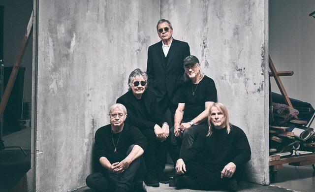 Deep Purple zapowiadają nowy studyjny album