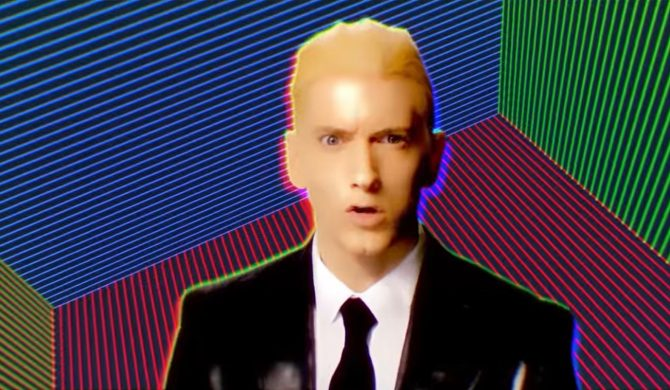 Pierwszy miliard Eminema