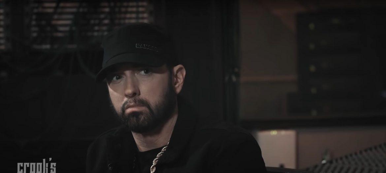 Eminem wspomina zmarłego rapera