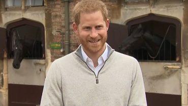 Książę Harry nagrywa numer z legendarnym muzykiem