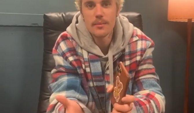 Justin Bieber: Wiem, że to straszny czas, ale…