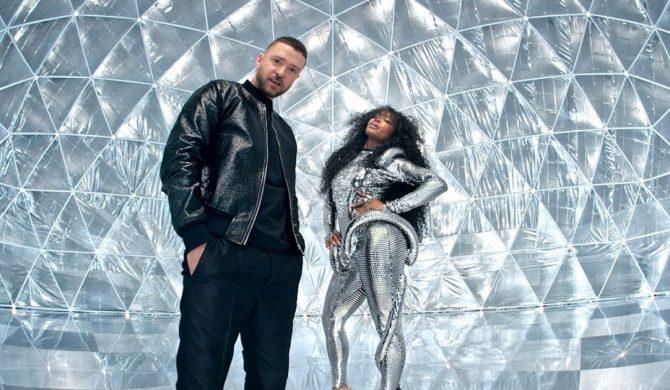 Justin Timberlake i SZA w klipie do wspólnego utworu