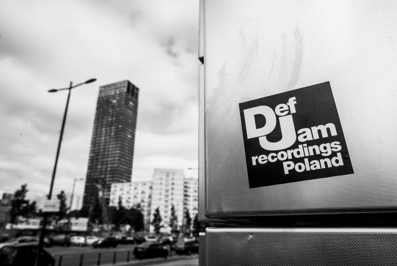 """""""Nowa"""" twarz w Def Jam Recordings Poland"""