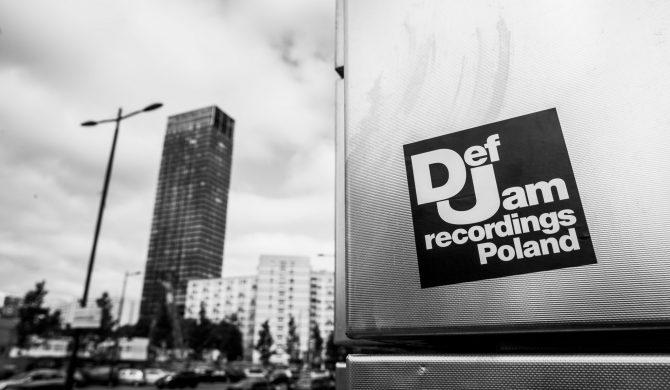 Nowa twarz zasila szeregi Def Jam Recordings Poland