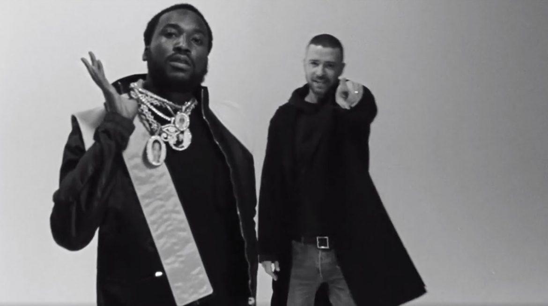 Meek Mill i Justin Timberlake w klipie do wspólnego utworu
